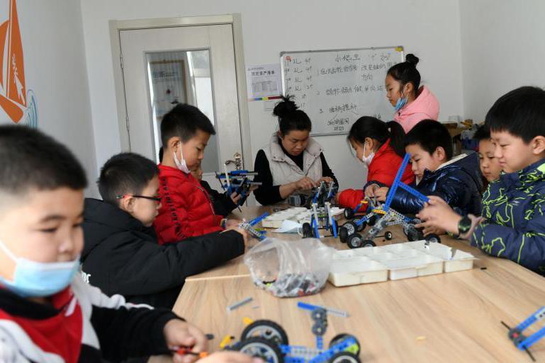 河北迁安:公益性校外教育机构助力青少年全面发展
